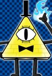 Bill Cipher by Thuddleston