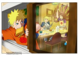 Uzumaki family by Sakura5192