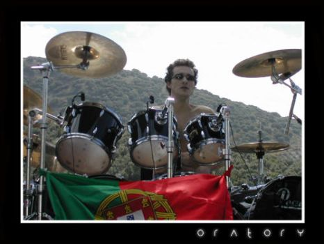 Playing At Torres Rock 2003 by oratory