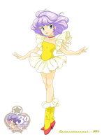 Creamy Mami 30th Anniversary tribute by Spaventacorvi