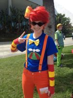 Trickster Dirk Cosplay | Wondercon 2014 by RegalPrincess