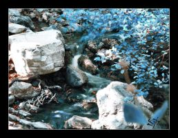 Blue River by iFix