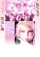 Lightning Youtube Layout 03 by ClaireRedfieldGirl