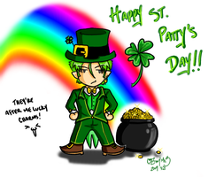 Luck o' the Irish by zoro4me3