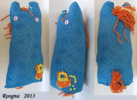Barnacle plush by Roogna
