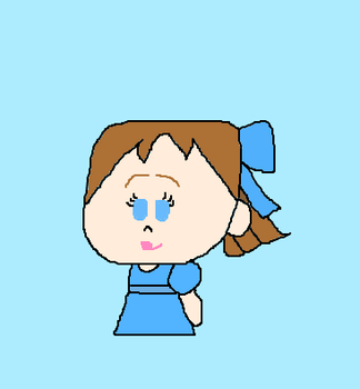Wendy Darling Townspeople by Mileymouse101