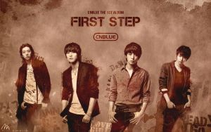 C.N.BLUE 2 - First Step by MeyLi27