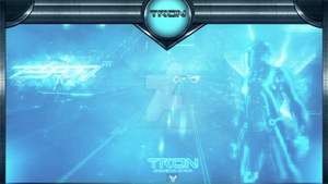 Tron by ZeyronDesigns