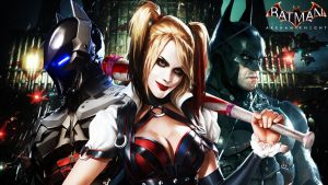 Batman Arkham Knight HD Wallpaper-2 by RajivCR7