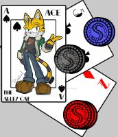 -:: Ace the Alley Cat ::- by aducknamedhope