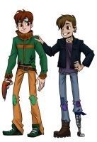 Motorcity Brothers by iesnoth