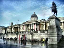 National Gallery by Siiil