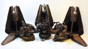 Dreadnoughts with Pods by NicholasKay