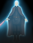 R.I.P. Christopher Lee - Count Dooku by adrian1997