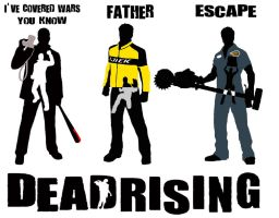 Dead Rising (The Protagonists) by BloodFromHate