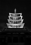 Five-Storied Pagoda by SunsetSam