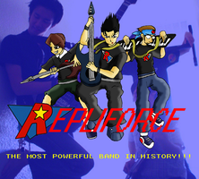 Repliforce Art Contest Entry by Kirbopher15