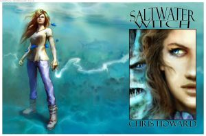 Saltwater Witch Graphic Novel by the0phrastus