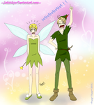 APH_-_Peter Pan? XD by Jashinnkyo