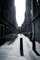 Street without a name by wilfriedF