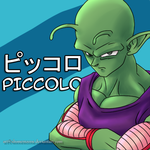Piccolo Jr. by ShonemZone