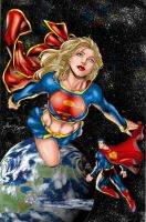 Superduo by Ed Benes by tony058