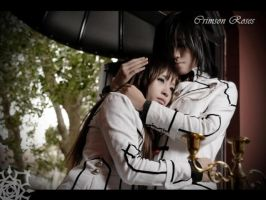 Yuki Kuran and Kaname Kuran,VK by CrimsonRosesCosplay