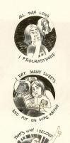 Ode to Procrastination by zumart