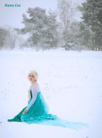 A Kingdom of Isolation... by Na-NaCos