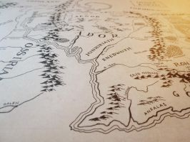 Middle Earth by dradis75