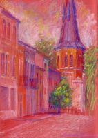 my town view by Jolik