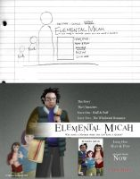 The New Elemental Micah Site by MHG5