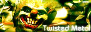 Twisted Metal Signature by Canz