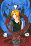 The Fullmetal Alchemist by shadowhawk49