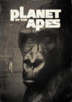 Planet of the Apes by crilleb50