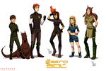 Legend of Sol The Official Team Avatar by SolKorra