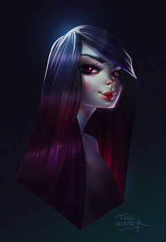 Marceline by thezork