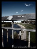 The Belmore Bridge - Maitland by shamanau