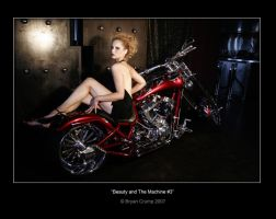 Beauty and the Machine 003 by thebryancrump