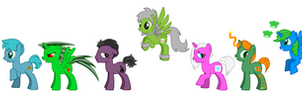 Dumb Ways To Die Fan In Pony Forms by kindraewing