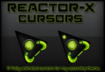 Reactor-X Cursors by Mr-Blade