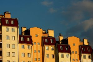 Old - New Town by adamsik