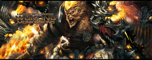 Wukong Signature by Rikku2011