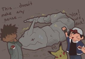 Ash Always Wins by missbooyaka