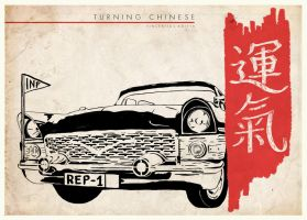 Turning Chinese by madmonsters