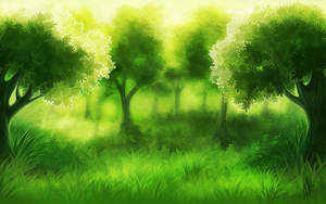 Wallpaper: Green by Neotheta