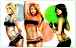 .:Powerpuff Girls by IsaiahStephens