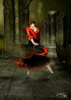 Die Taenzerin by VenjaPhotography
