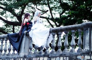 Pandora Hearts : Difference by Namikoooo