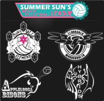 Summer Sun's League- Teams Batch 1 by ColtMX